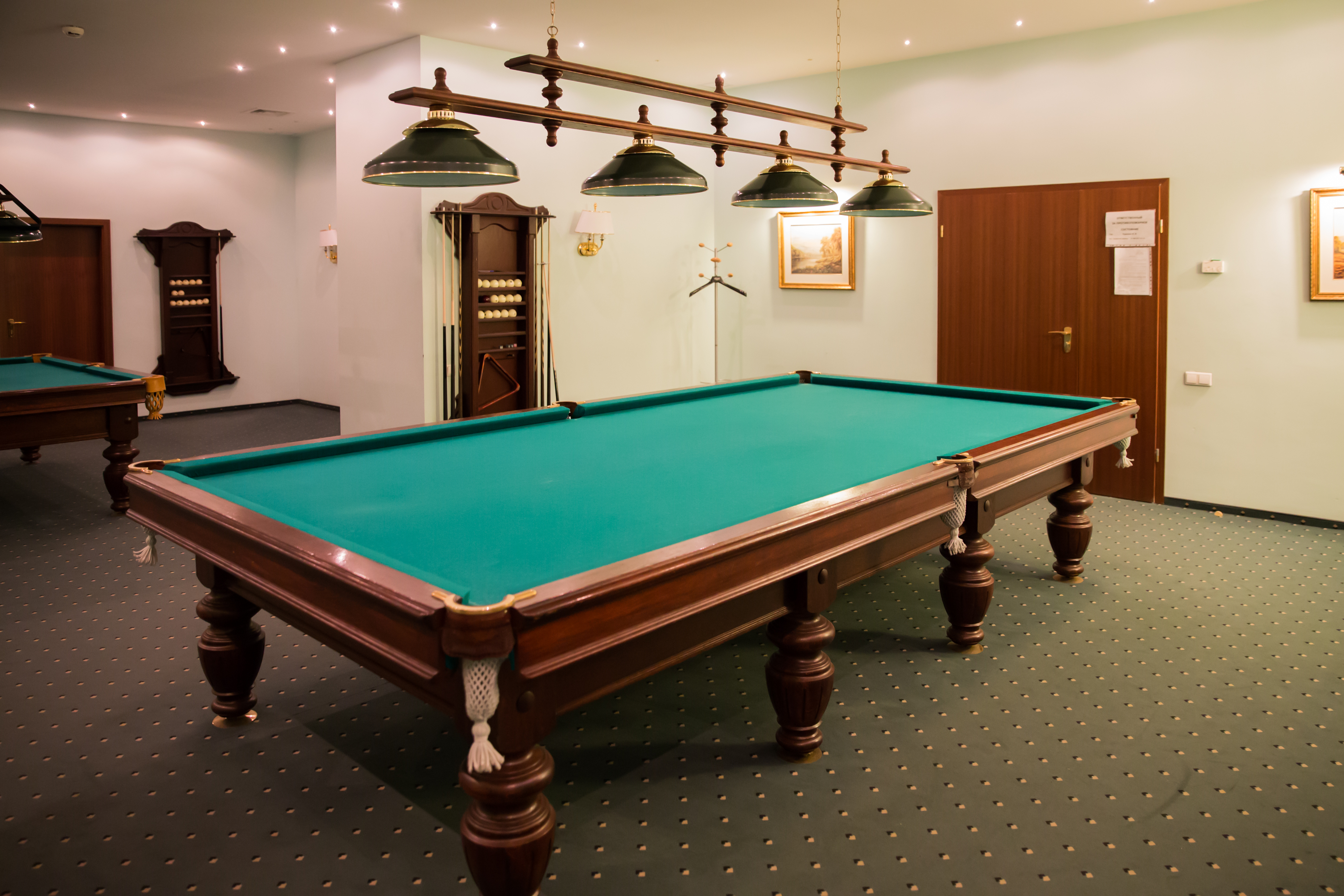 Pool Table Repair Services Pool Table Company Pool Table Service - How much room for a pool table